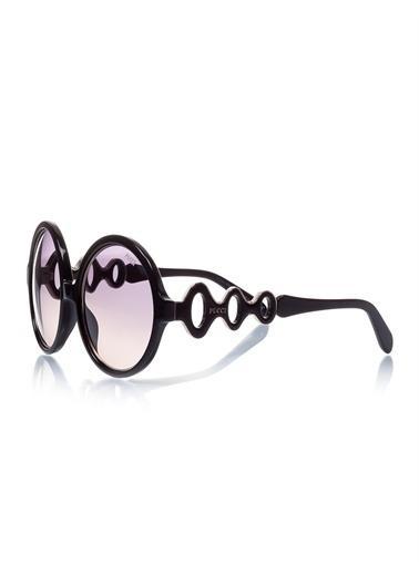 Emilio Pucci  Ep 0039 01B Kadın Güneş Gözlüğü Füme